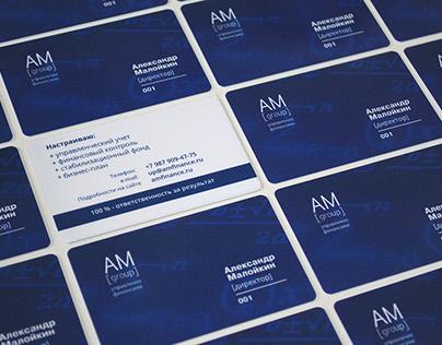 AM Group brand finance