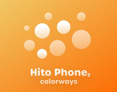 Hito Phone₂ Colorways