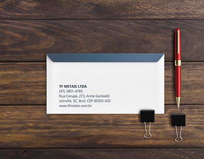 Envelopes - TF Metais