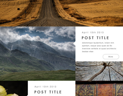 Wander Wordpress Theme