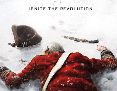 Assassin's Creed 3 Print Campaign