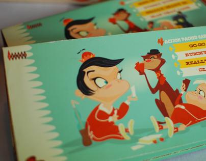 Ragnarama Card Game Set