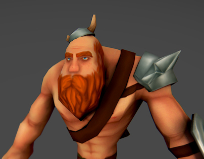 Viking Game Char.