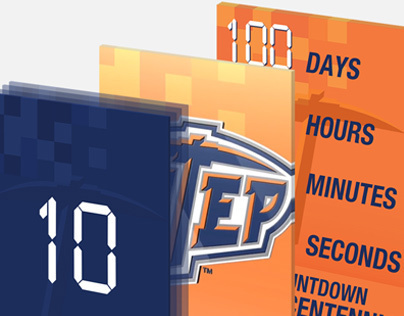 UTEP Centennial Clocktower + VIDEO