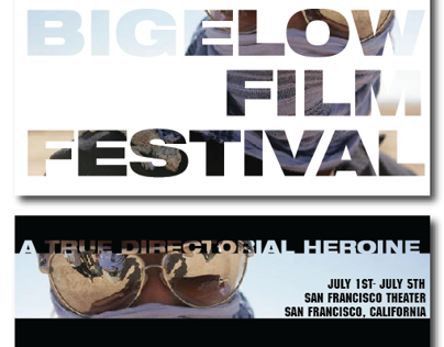 Film Festival Invitation Card