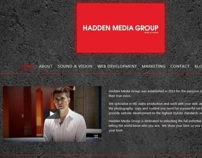 Hadden Media Group