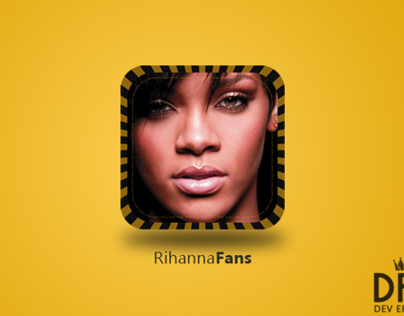 Rihanna fans  App Icon