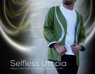 Selfless Utopia- Men's Ready To Wear Collection - SS17