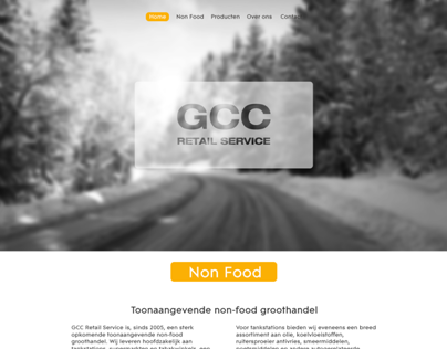 Website GCC Retail Service