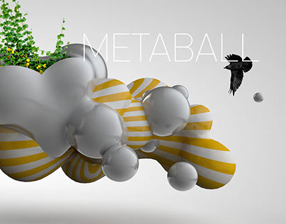 metaball + free wallpaper download