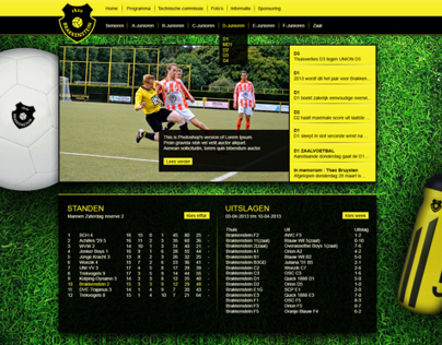 Website RKSV Brakkenstein