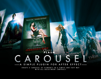Carousel for After Effects