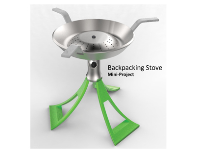 Backpacking Stove Mini Project