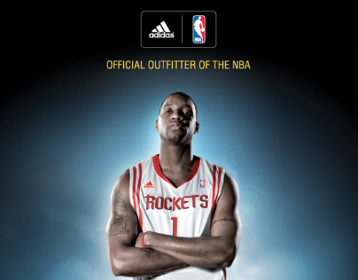 adidas - NBA Store İstanbul Print Campaign