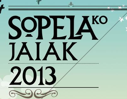 Fiestas Sopela 2013