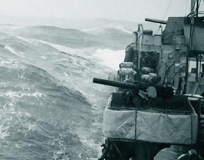 Battle of the Atlantic poster