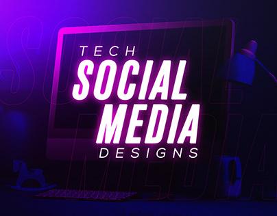 Social Media 01 | Tech