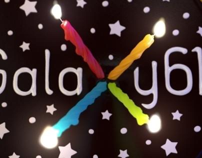 Galaxy 61's 10th Anniversary