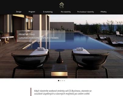 Luxury websites company