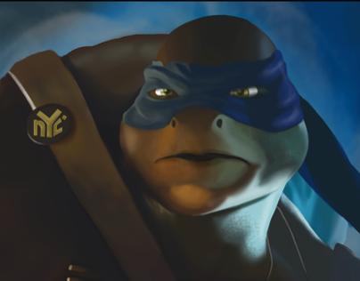 TMNT - Leonardo