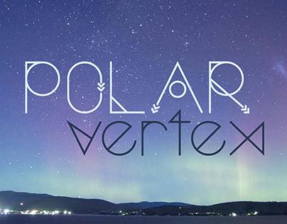 Typeface: Polar Vertex