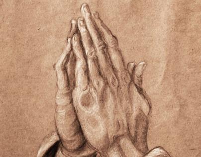 Albrecht Dürer - study reproductions