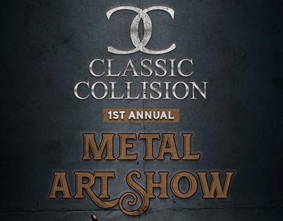 Metal Art Show Poster