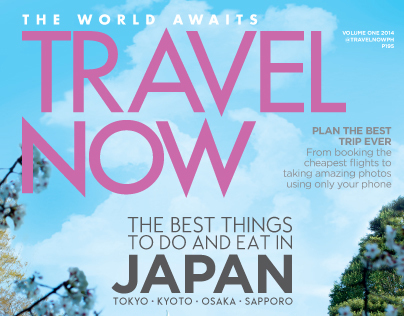TRAVEL Now: The Best Things To Do and Eat In Japan