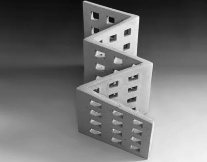 Z-Apartments Sculpture