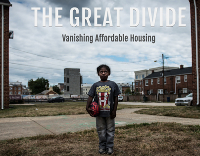The Great Divide: Vanishing Affordable Housing