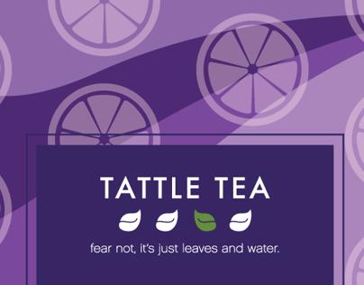 Spring Tea Labels