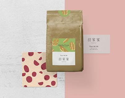 Tian Mi Mi Branding