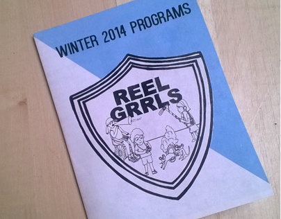Reel Grrls Winter Programs Handout