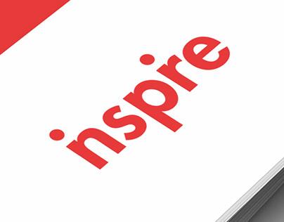 Inspire - Typographic Catalog