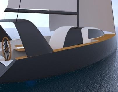 SD9 sailing yacht
