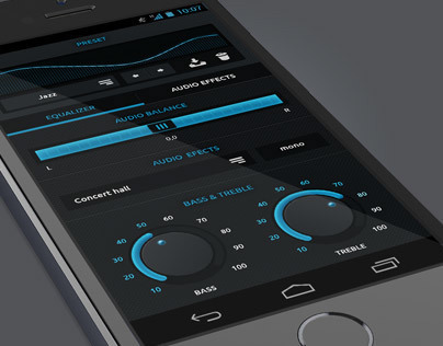 N7player Audio FX Enhancements