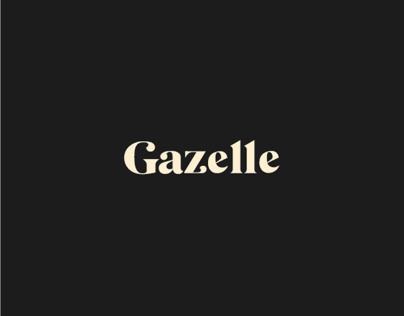 Gazelle Font