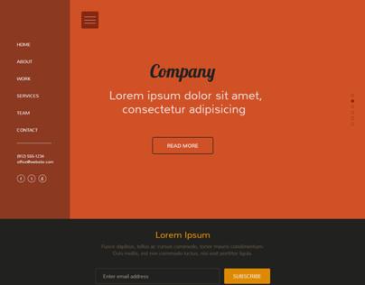 Landing Page (Freebie)