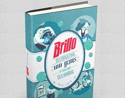 Brillo 100yr Anniversary Book Cover