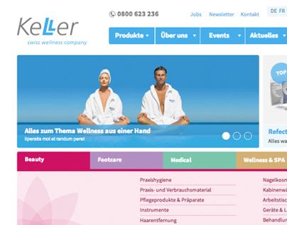 Keller - Onlineshop