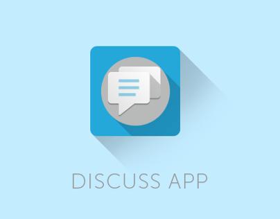 Discuss App Presentation