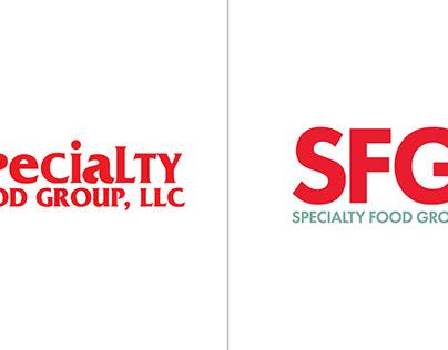 Specialty Food Group Rebranding