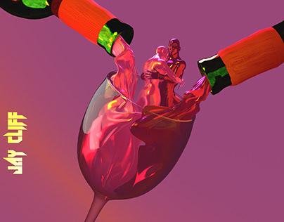 "Jaycliff's ""Red Wine Conversations"" [ALBUMART]"