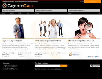 CreditCall business services