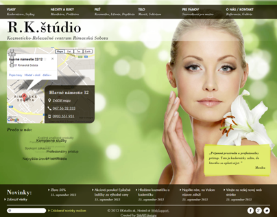 R. K. Studio beauty salon