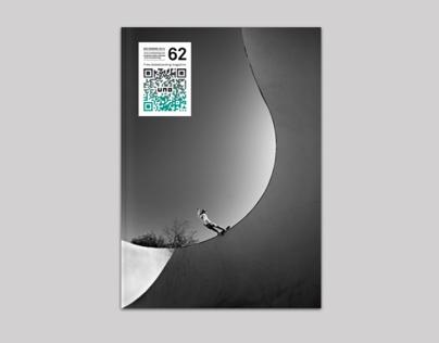 Uno Skate Magazine Num:62