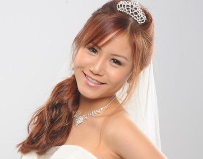 Bridal Soft Smokey Make Up