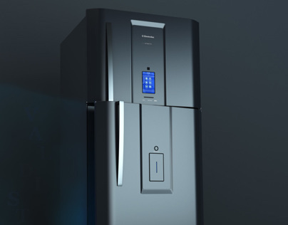Electrolux Infinity I-Kitchen refrigerator