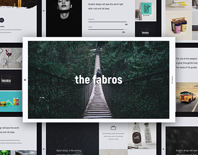 The Fabros Minimal Template