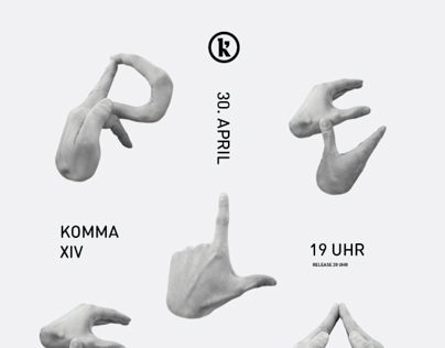 komma 14 – Release party